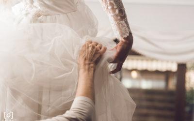 La abuela y la novia